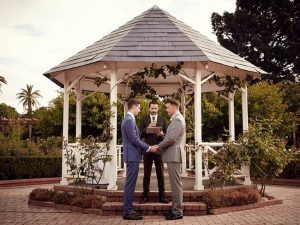 Spencer & Chris Gazebo